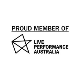 Live Performance Australia Website Logo